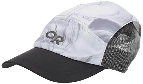 Outdoor Research Unisex Swift Cap, Printed, painted hills/black, 1size