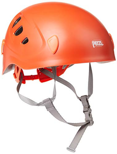 PETZL Picchu Climbing and Cycling Helmet, Coral, One Size