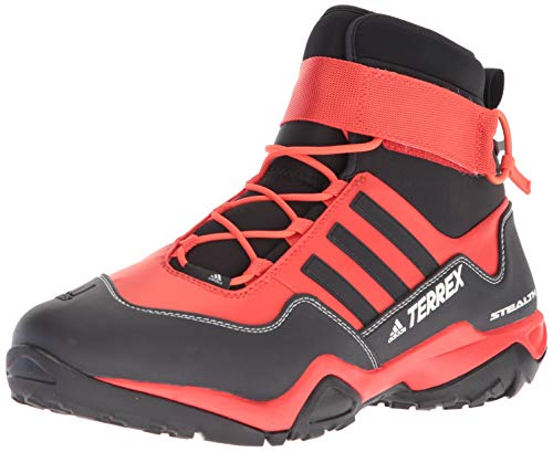 adidas outdoor Terrex Hydro_Lace Hi-Res Red/Black/Chalk White 10