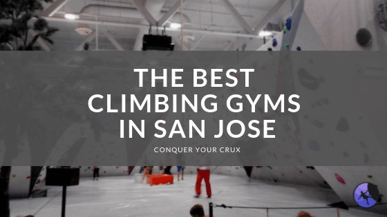 The Best Climbing Gyms In San Jose