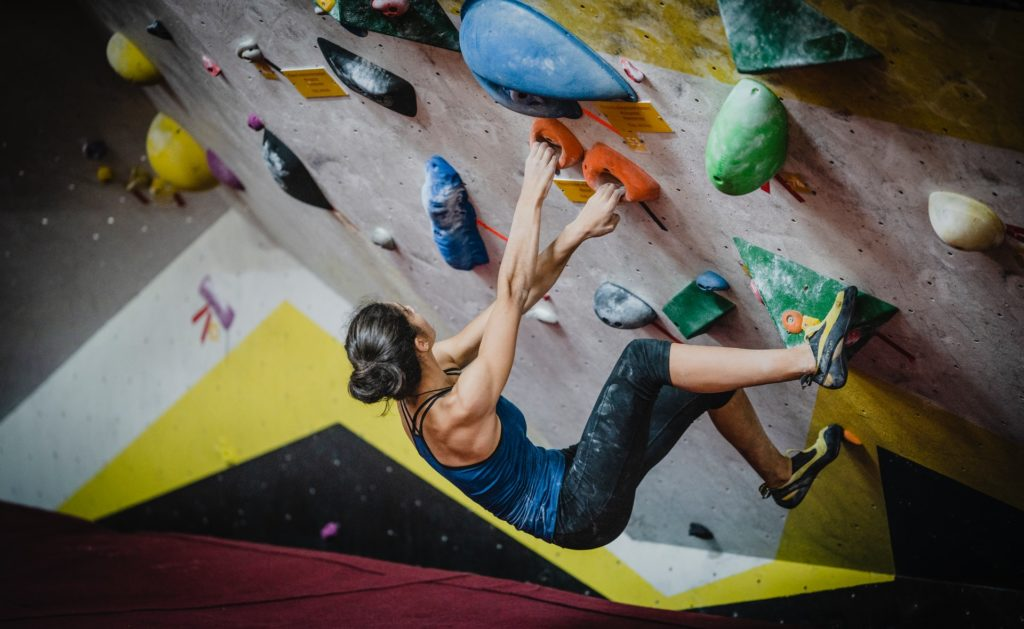 Climbing Gym Etiquette for Beginners