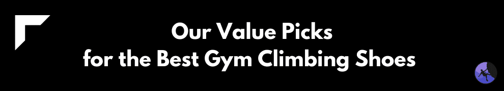 Our Value Picks for the Best Gym Climbing Shoes