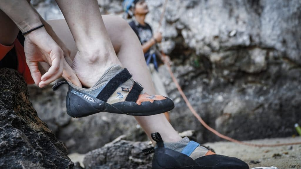 How Can You Shrink Your Climbing Shoes to Fit Better