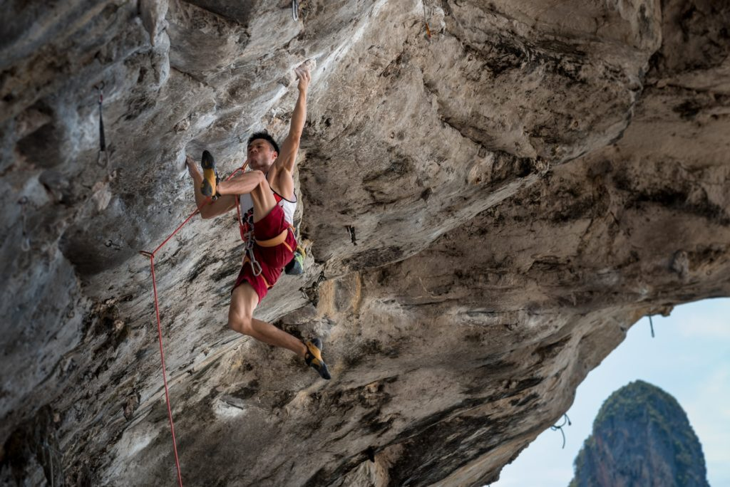 What Muscles are Commonly Used in Rock Climbing