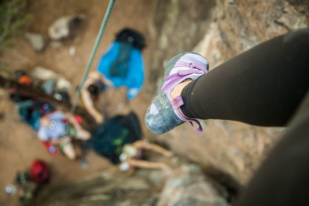 Will Your Climbing Shoes Stay Shrunk