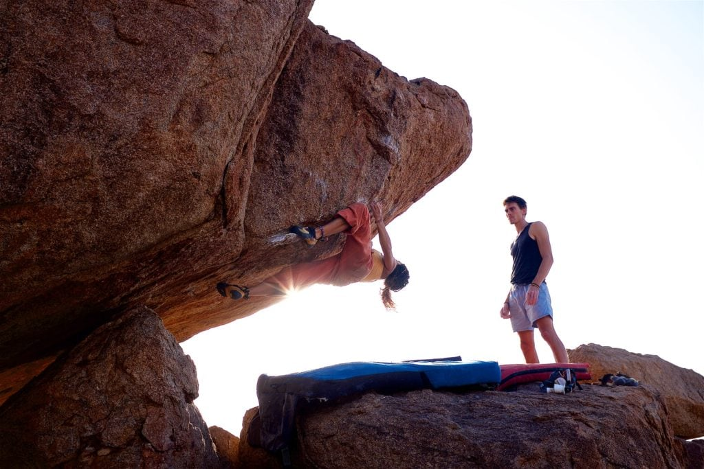How Much Does One-on-One Rock Climbing Coaching Cost