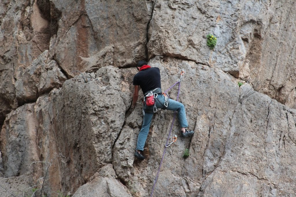 How Much Does Outdoor Rock Climbing Cost
