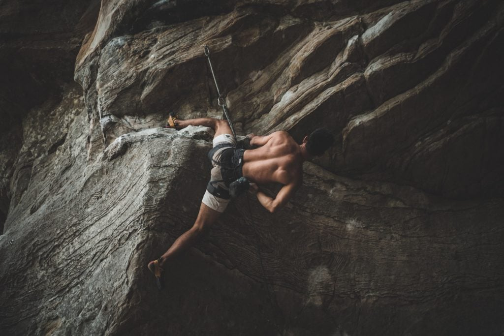 What are the Different Types of Rock Climbing