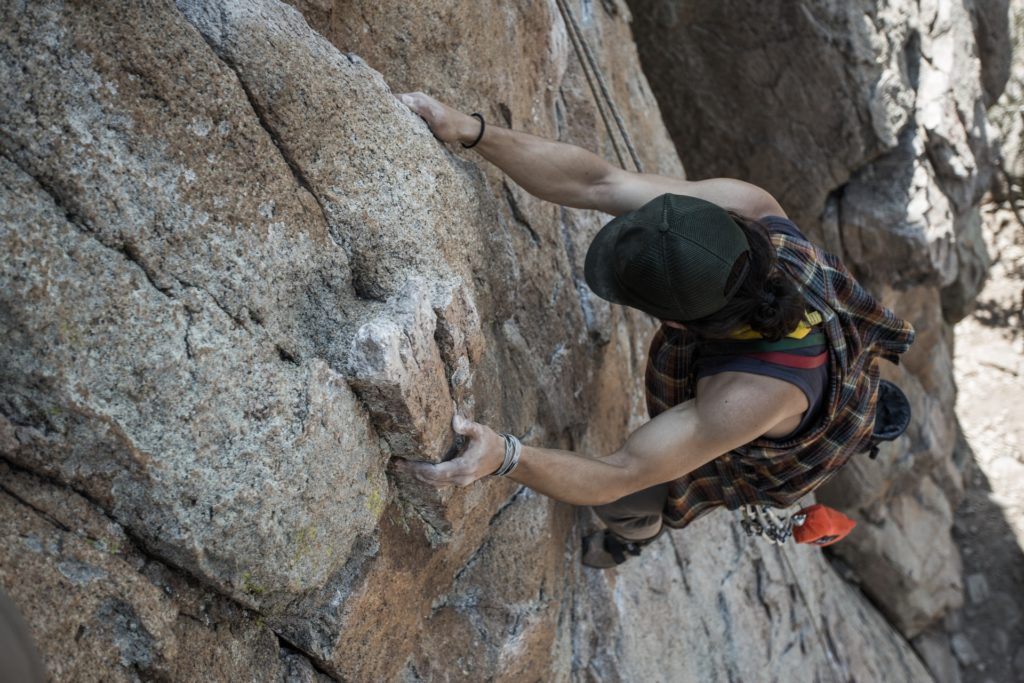 Why do People Like Bouldering or Rock Climbing More