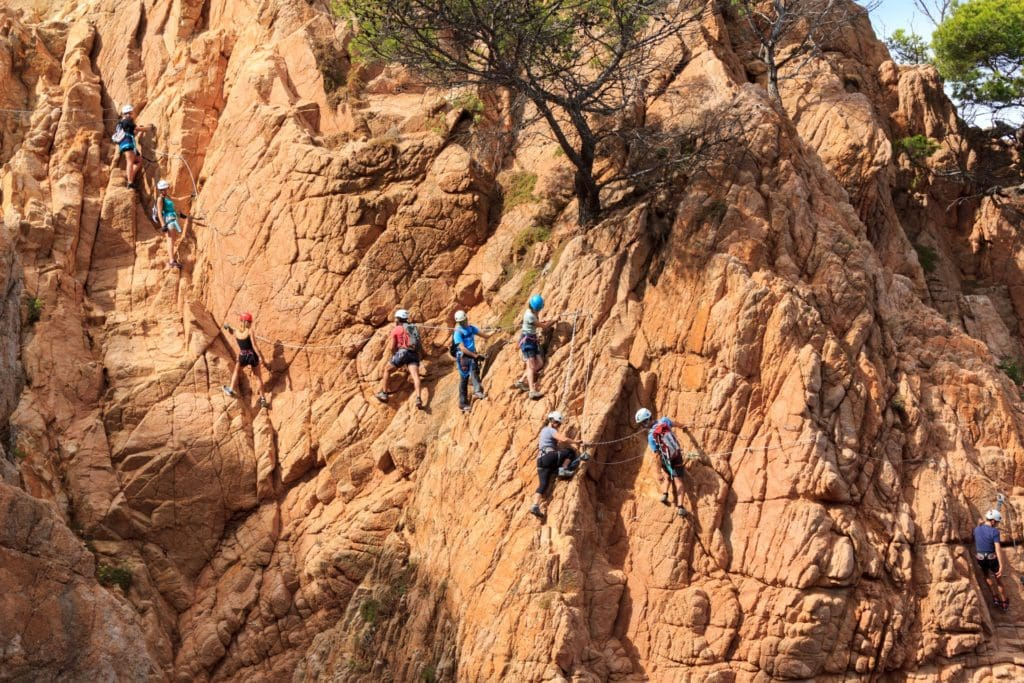 What is Lead Climbing